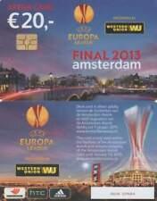 Arenakaart A133-02 20 euro: Europa League Finale Amsterdam
