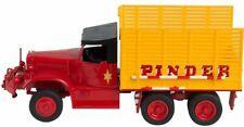 PINDER CIRCUS Diamond T968A - Circus Pinder Straw truck TRUCK MODEL LK15 1:43