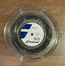 Babolat RPM Blast 17 Mini Reel (1.25mm Tennis String) Full 100m/330ft Unused New