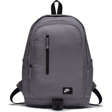 Men's Nike All Access Soleday Backpack Rucksack Grey 25l Inter Laptop Sleeve