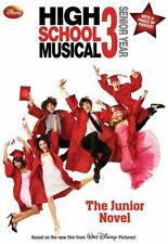 Disney High School Musical 3-The Junior Novel by N.B. Grace (2008, PB) HH541