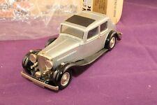 Western Models 1:43 WMS 34 1936 Bentley 4.1/4 Mulliner Pillarless Saloon