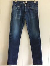 Naked & Famous Super Skinny Guy Jeans Left Hand Twill Japan Selvage Canada 31x34