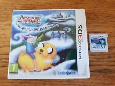 NINTENDO 3DS : Adventure Time - The Secret Of The Nameless Kingdom