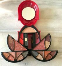 Eye Shadow Lip Color Set Red Tulip Compact