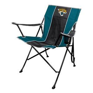 Jacksonville Jaguars Camping Chair Tailgate