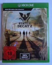 Xbox One State Of Decay 2 uncut Game Spiel aus Sammlung wie neu