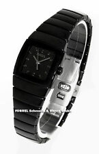Rechteckige Rado Armbanduhren