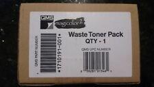 QMS 1710191-001 Waste Toner Pack for Magicolor2 ColorPrinter, OEM Konica/Minolta