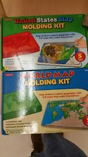 Lakeshore Learning United States and World Mapping Kits