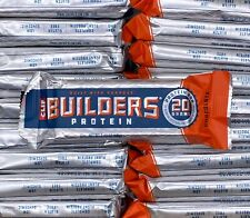 Clif Builders Protein Bar 20G ~ 50 CHOCOLATE  ~ Free Shipping