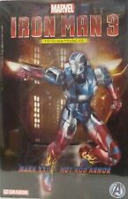 Dragon Models 1:9 Scale Iron Man 3 Hot Rod Armor Marvel Plastic Model Kit 38332