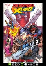 DEADPOOL VS X-FORCE GRAPHIC NOVEL New Paperback Collects 4 Part Mini-Series