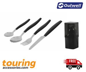 Outwell Box Cutlery Set  - Home - Garden - Summer - Kitchen - BBQ