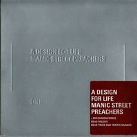MANIC STREET PREACHERS a design for life (CD, Single) Indie Rock, very good,