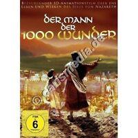 DVD: DER MANN DER 1000 WUNDER - Bezaubernde 3D-Animation über Jesu Leben *NEU*