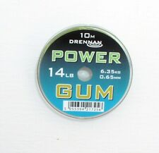 Drennan Green Power Gum, 10 Meter Spitzen Shock-Absorber, Feedern, Feederfischen