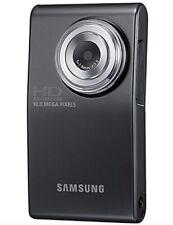 Samsung Hmx-U10 Hd Ultra Compact Camcorder Video Camera, Black *Brand New*