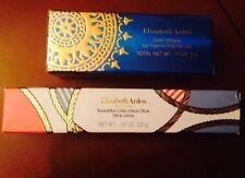 2 Products Makeup Elizabeth Arden: 1 Color Gloss Stick, 1 Gel Eye-Liner