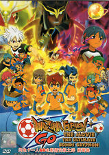 Inazuma Eleven Go DVD The Movie: The Ultimate Bonds Grypho - US Seller Ship FAST