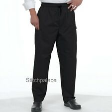 Le Chef Lightweight Elasticated Waist Xs to 3Xl easy care, comfortable Trousers
