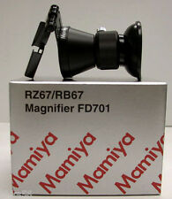 Mamiya RB / RZ MAGNIFIER (for PRISM FINDERS)