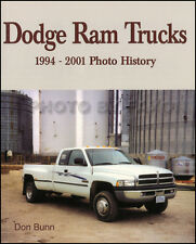 Dodge Ram Truck Photo History 2001 2000 1999 1998 1997 1996 1995 1994 Pickup