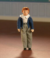 1/12 Scale Dolls House Emporium Victorian Boy Child Lucian Doll Porcelain 6370