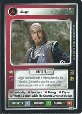 Kruge - 84 R - Star Trek CCG - The Motion Pictures (TMP)