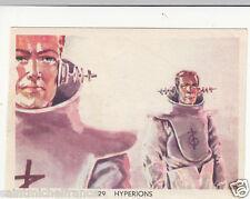 IMAGE CHROMO N°29 SPACEMAN ALIEN ROCKET OVNI UFO E.T. ASTRONAUTIC ESPACE SPACE