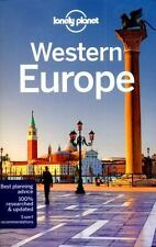 Travel Guide: Lonely Planet - Western Europe by Duncan Garwood, Kerry...