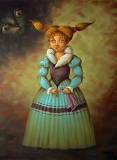 Original Art Painting Oil Canvas Santiago Cuba artist YORDANIS LOPEZ ACOSTA 8