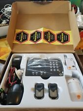 DURACOM Wireless Home Security Alarm System CG-8800K8 - New In Box!