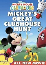Mickey Mouse Clubhouse: Mickey's Great Clubhouse Hun DVD Region 1