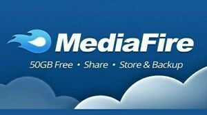 MediaFire 50GB Lifetime Upgrade ☆ Permanent Space ☆ Friends Referral Service 40