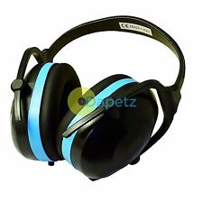 Folding Ear Defenders Muffs 30dB Compact Safety Protectors Shooting Protection