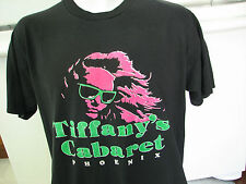 Tiffany's Cabaret Phoenix t shirt vintage 1990's seedy strip club closed