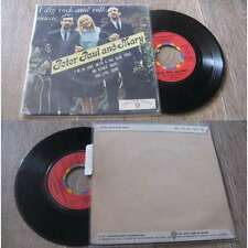 PETER, PAUL & MARY -I Dig Rock And Roll Music French EP Folk Rock 67 W/Languette