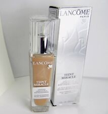 LANCOME Suede 0 N Teint Miracle Foundation Lit from within Natural Skin NIB