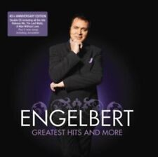 Engelbert Humperdinck Greatest Hits and More 2 CD NEW
