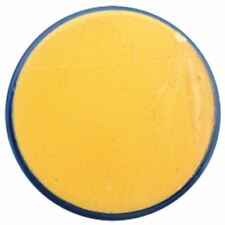 Snazaroo 18ml CLASSIC BRIGHT YELLOW Fancy Dress Party Stage Make Up Halloween