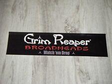 1 New Style Grim Reaper Broadheads Sticker(Look)