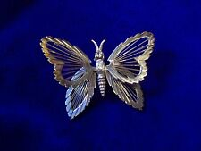 Monet Gold Plated Vintage Costume Jewellery (1980s)