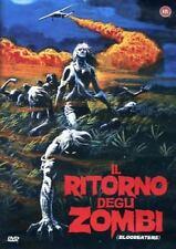 IL RITORNO DEGLI ZOMBI  DVD HORROR