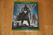 Destiny (Microsoft Xbox One, 2014). BRAND NEW SEALED BOX