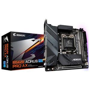 Gigabyte B560I Aorus Pro AX LGA1200 mITX Desktop Motherboard