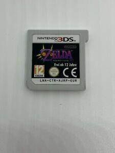 The Legend of Zelda Majora's Mask 3D - Nintendo 3DS - GENUINE CART ONLY