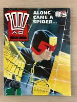 2000 AD ft. Judge Dredd weekly Magazine UK comic Prog 604 10/12/1988 Fleetway