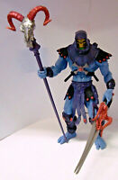 MASTERS OF THE UNIVERSE MOTU HE-MAN 200x 100% SKELETOR RARE COLOR VARIANT SEE!!