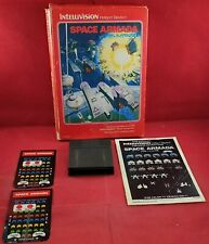 Space Armada Intellivision TESTED